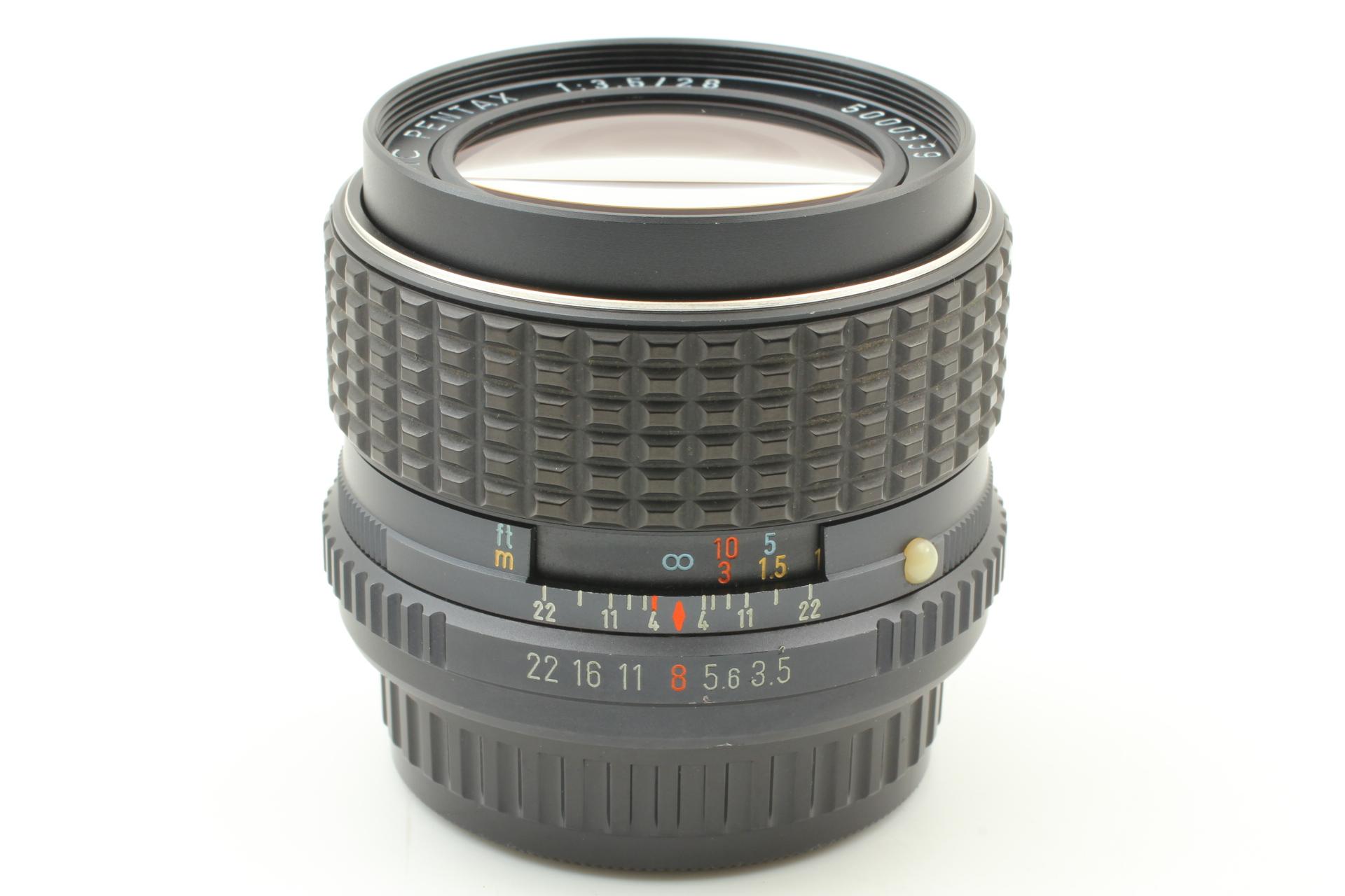 ペンタックス SMC 28mm F3.5(レンズ)